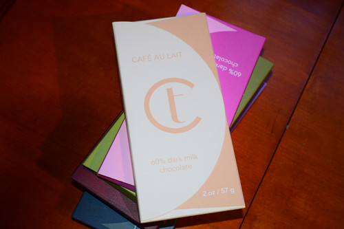 Café Au Lait - 60% dark milk chocolate