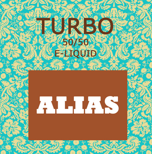Alias 50/50 E-liquid