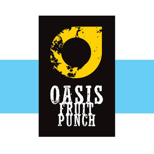 Oasis Fruit Punch 50/50 Eliquid