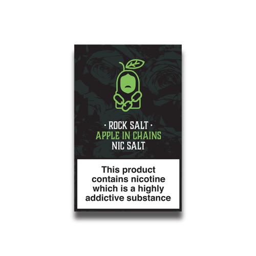 Apple Nicotine Salts Eliquid - 10ml
