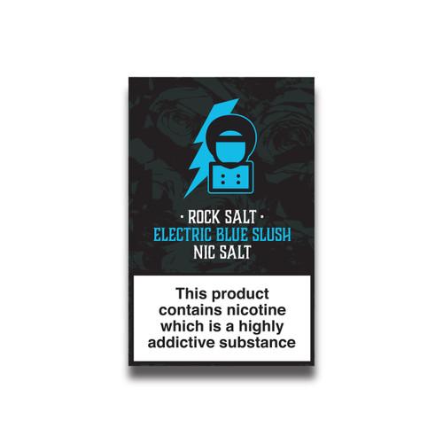 Blue Slushie Nicotine Salts Eliquid - 10ml