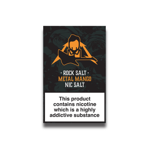 Mango Nicotine Salts Eliquid - 10ml
