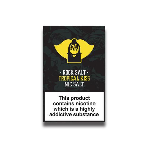 Tropical Fruits Nicotine Salts Eliquid - 10ml