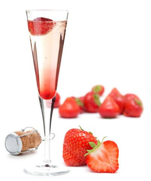 Strawberries & Champagne E-liquid