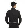 Black - Back, 18CC109 Calvin Klein Long Sleeve Cotton Stretch Shirt   T-shirt.ca