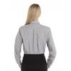 Greystone - Back, 18CV300 Van Heusen Ladies' Long Sleeve Oxford Shirt | T-shirt.ca