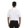 White - Back, 18CV314 Van Heusen Short Sleeve Oxford Shirt | T-shirt.ca