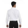 White - Back, 18CV315 Van Heusen Long Sleeve Flex Stretch Shirt | T-shirt.ca