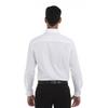 White - Back, 18CV316 Van Heusen Long Sleeve Dress Twill Shirt   T-shirt.ca