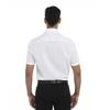 White - Back, 18CV317 Van Heusen Short Sleeve Dress Twill Shirt   T-shirt.ca