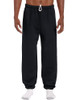 18200 Gildan Cuffed Bottom Fleece Pants | T-shirt.ca