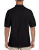 Black, Back - 3800 Gildan Ultra Cotton Pique Polo Shirt | T-shirt.ca
