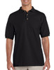 Black - 3800 Gildan Ultra Cotton Pique Polo Shirt | T-shirt.ca