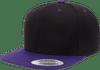 YU6089M Yupoong Flat Bill Snapback Hat | T-shirt.ca