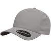 Silver - FF180 Flexfit DELTA® Seamless Cap | T-shirt.ca
