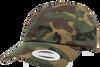 Green Camo - YU6245CM Yupoong Classic Dad's Cap | T-shirt.ca