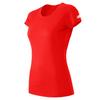 Team Red - WT81036P New Balance Ladies Short Sleeve Shirt