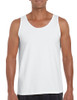 White - 2200 Gildan Tank Top   T-shirt.ca