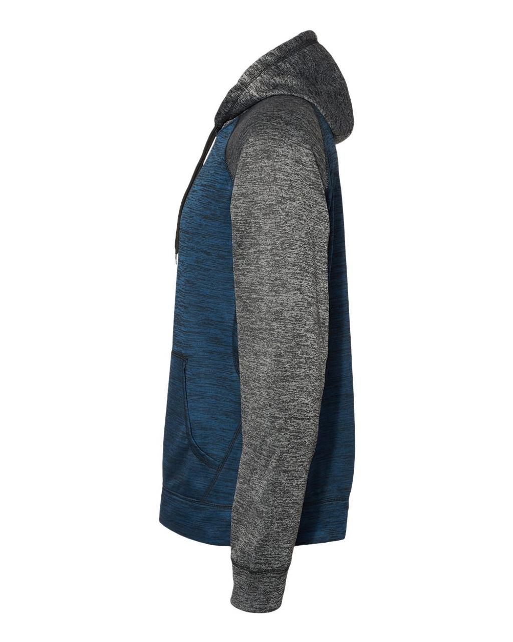 8670 Burnside Unisex Performance Fleece Pullover Hoodie   T-shirt.ca