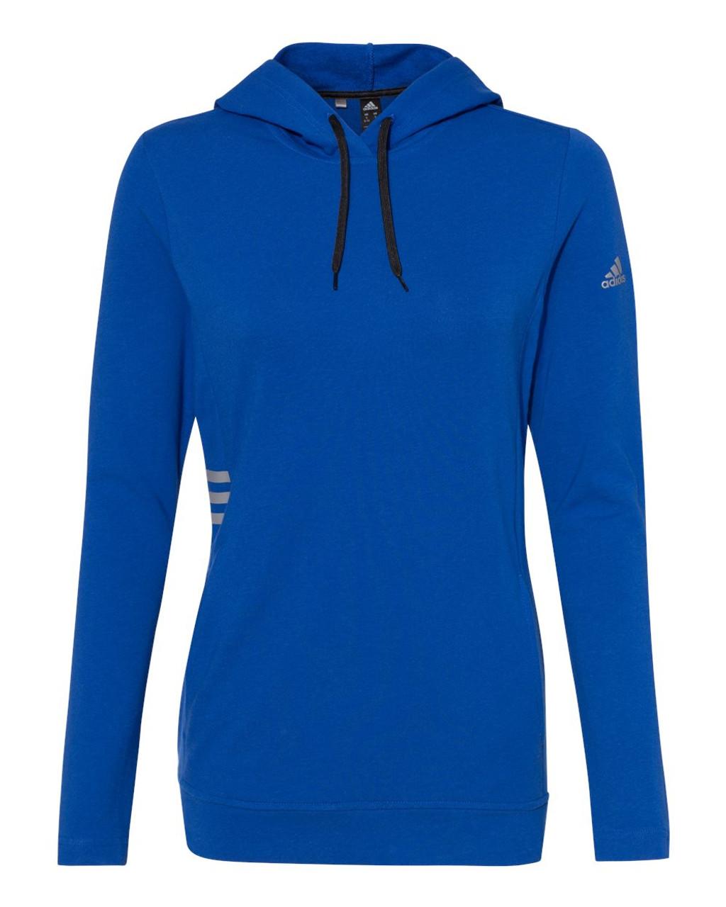 A451 Adidas Women's Lightweight Hooded Sweatshirt   T-shirt.ca
