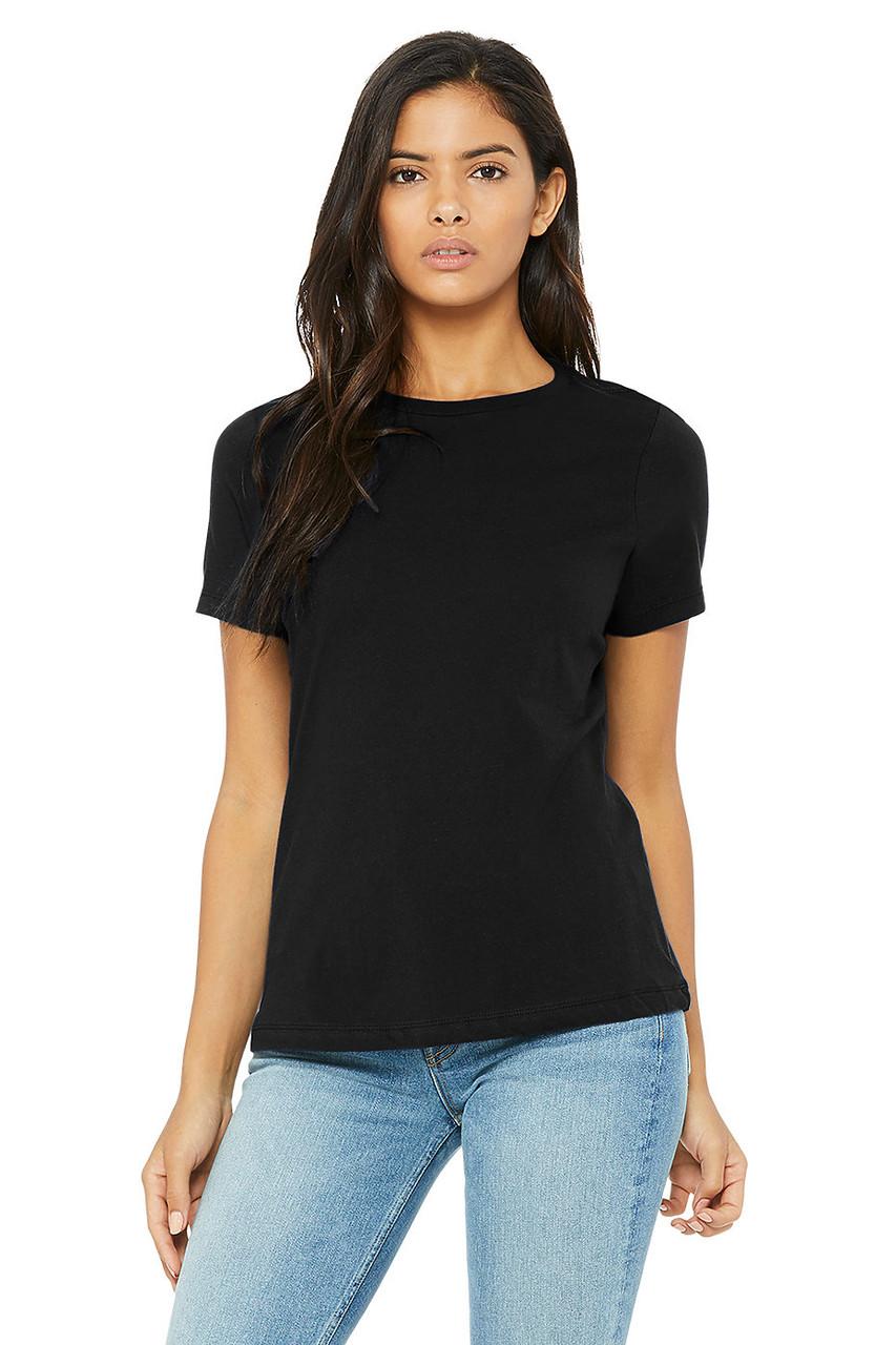 6400 Bella + Canvas Women's Relaxed Jersey Tee | T-shirt.ca