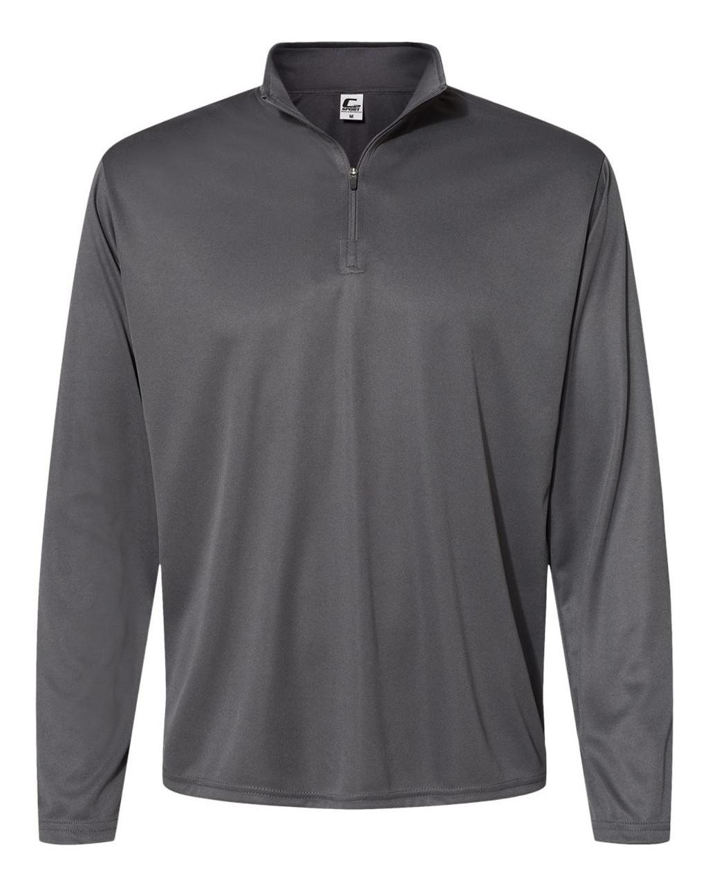 5102 C2 Sport Quarter-Zip Pullover Sweatshirt | T-shirt.ca