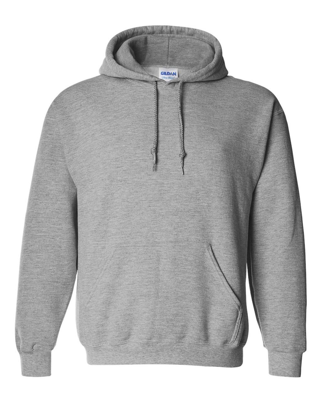 12500 Gildan Hooded Sweatshirt | T-shirt.ca