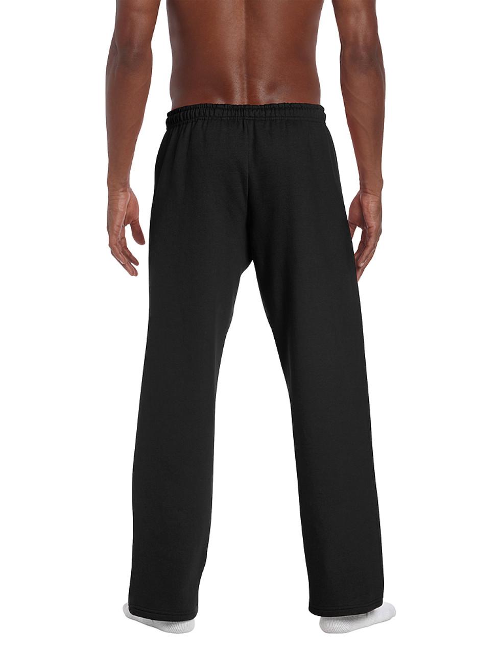 18400 Gildan No Pocket / Open Bottom Pants | T-shirt.ca