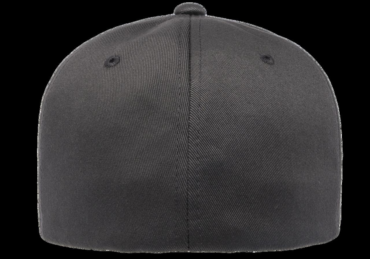 6277 Flexfit Wooly Combed Cotton Blend Cap   T-shirt.