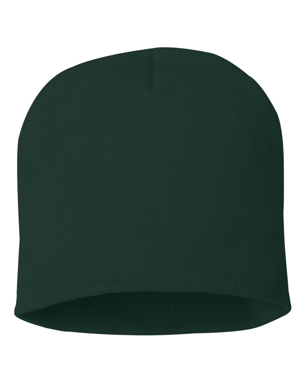 "Forest - SP08 Sportsman Acrylic Knit 8"" Toque 