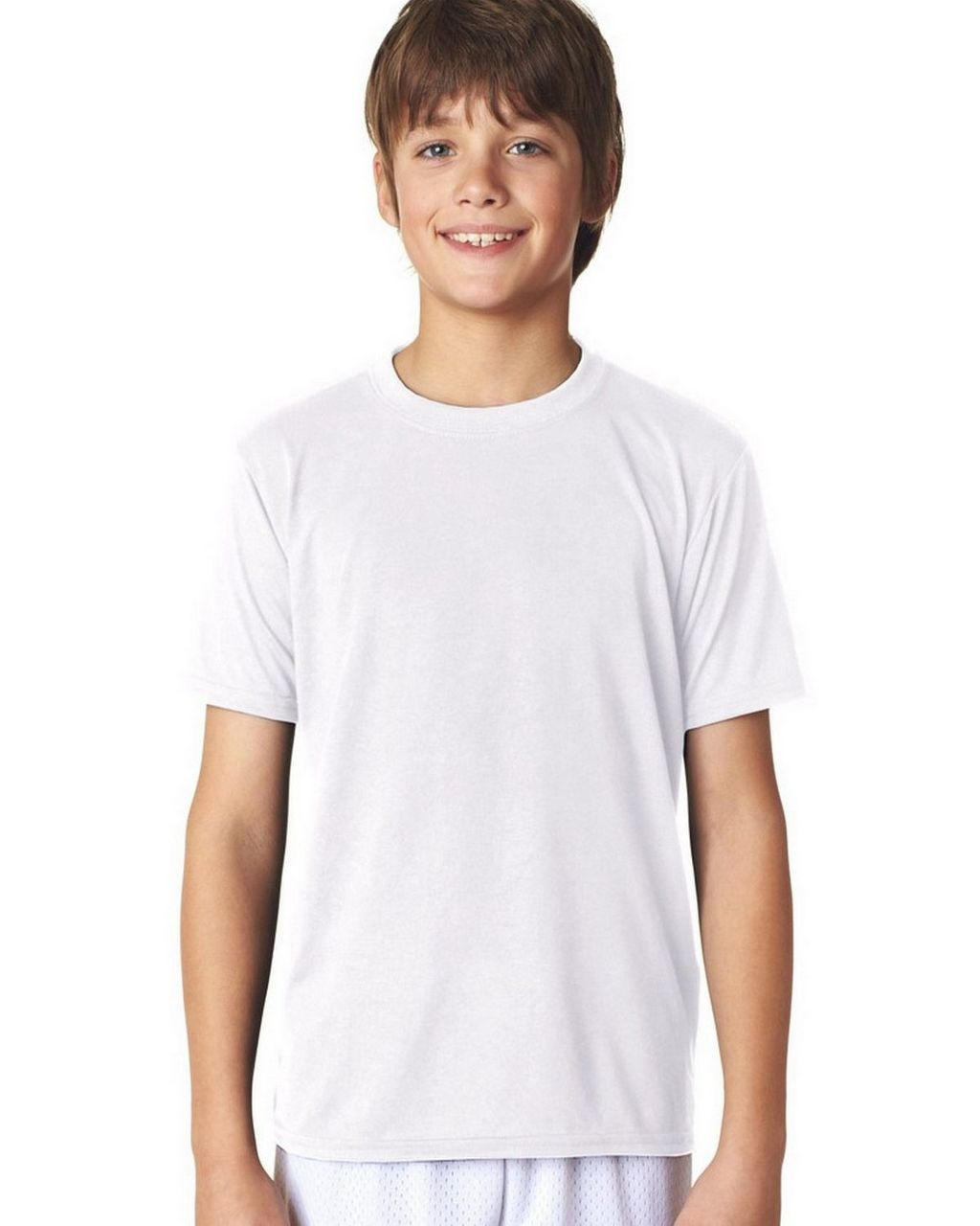 42000B Gildan Youth Polyester Performance Tee  | T-shirt.ca