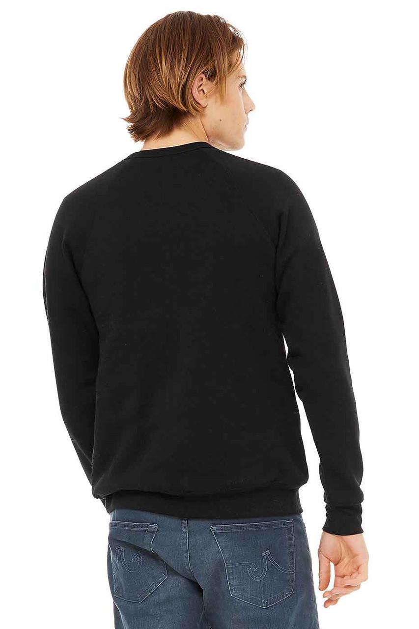 3901 Bella+Canvas Sponge Fleece Mock Neck Sweatshirt | T-shirt.ca