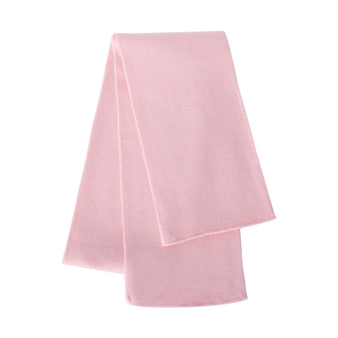 Pink - SP04 Sportsman Knit Scarf | T-shirt.ca