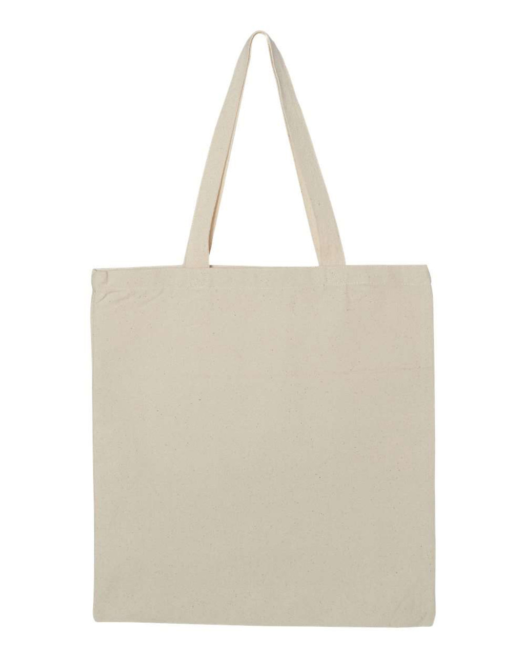 Q800 Q-Tees Canvas Promotional Tote | T-shirt.ca