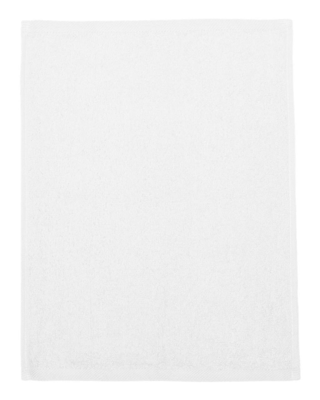 T600 Q-Tees Hemmed Fingertip Towel | T-shirt.ca
