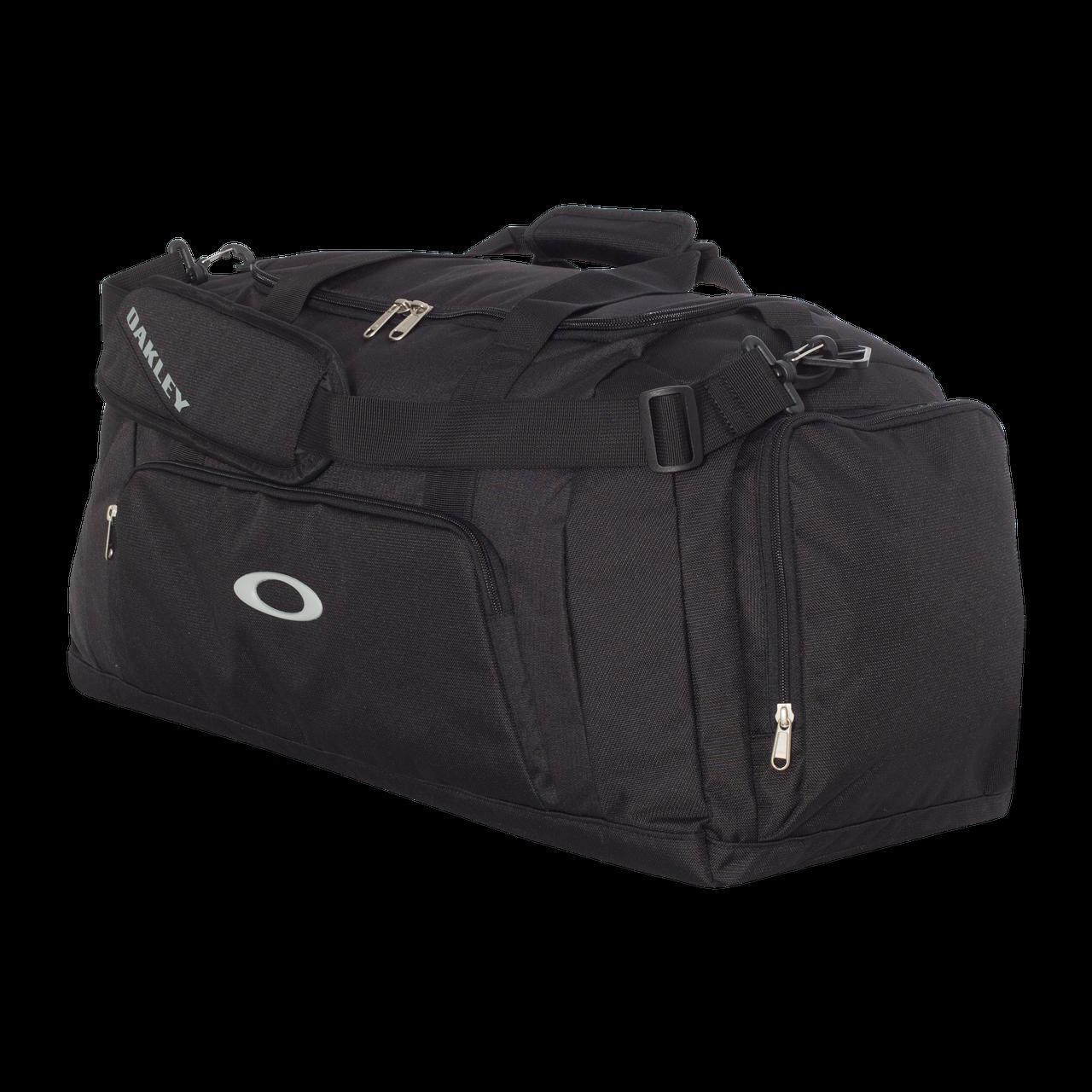 Blackout - 92904ODM Oakley Crestible Gym Duffle Bag | T-shirt.ca