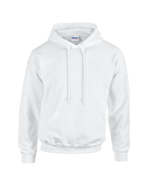 93cac2517d007a White - Gildan 18500 Heavy Weight Blend Hoodie