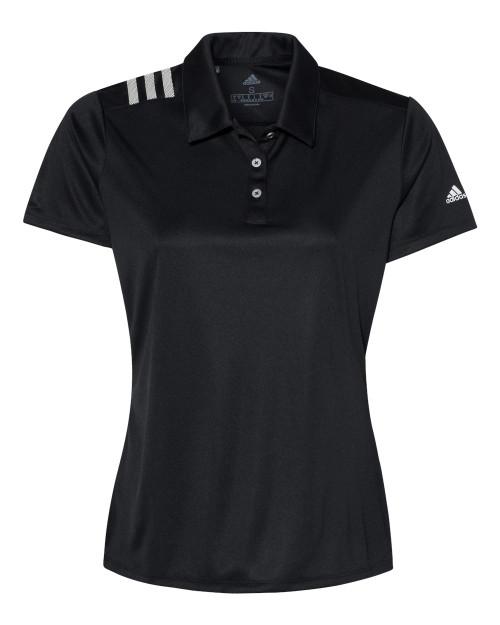 A325 Adidas Women's 3-Stripes Shoulder Sport Shirt | T-shirt.ca