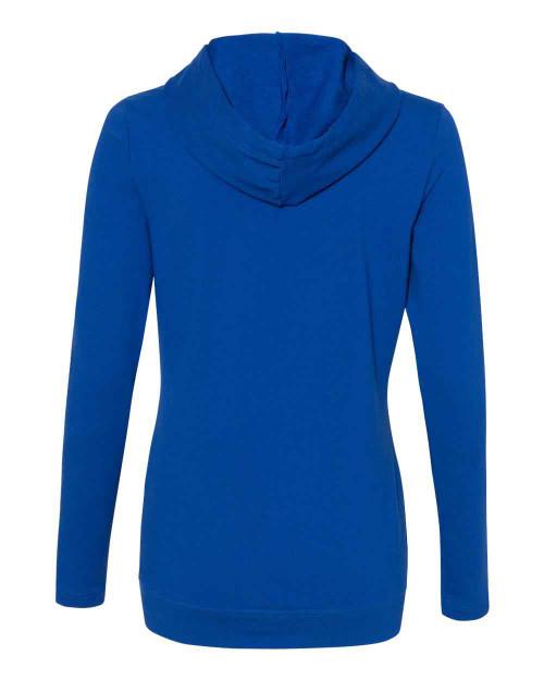 A451 Adidas Women's Lightweight Hooded Sweatshirt | T-shirt.ca