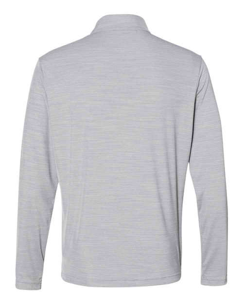A475 Adidas Lightweight Mélange Quarter-Zip Pullover Shirt | T-shirt.ca