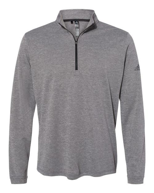 A401 Adidas Lightweight Quarter-Zip Pullover Shirt | T-shirt.ca