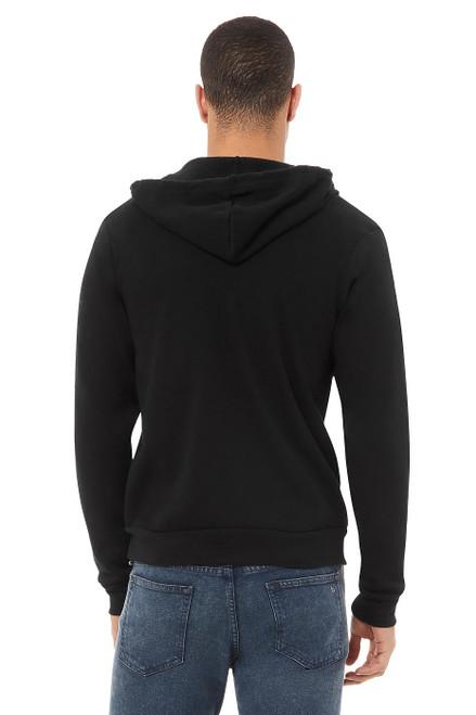 3739 Bella + Canvas Unisex Sponge Fleece Full-Zip Hoodie | T-shirt.ca