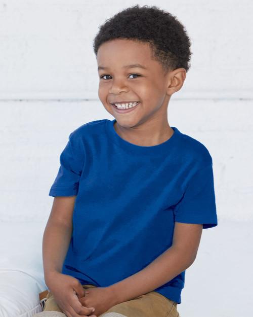 3301T Rabbit Skins Toddler Cotton Jersey Tee   T-shirt.ca