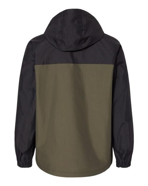 5335 DRI DUCK Torrent Waterproof Hooded Jacket | T-shirt.ca