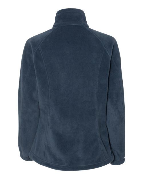 137211 Columbia Women's Benton Springs™ Fleece Full-Zip Jacket | T-shirt.ca