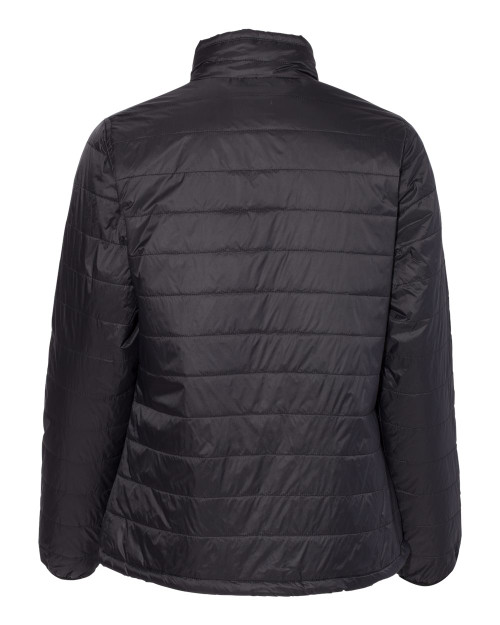EXP200PFZ Independent Trading Co. Women's Puffer Jacket | T-shirt.ca