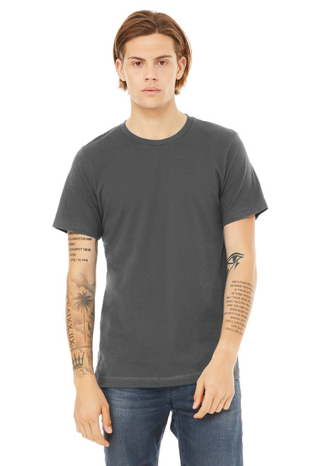 B3001 Bella+Canvas Greenwich Unisex T-shirt | T-shirt.ca