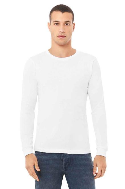 B3501 Bella+Canvas Long-sleeve Jersey Tee | T-shirt.ca