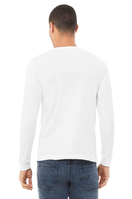 B3501 Bella+Canvas Long-sleeve Jersey Tee | T-shirt.ca