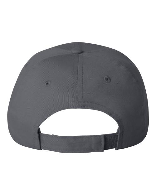 Charcoal - Back, VC6440 Valucap Econ Hat   T-shirt.ca